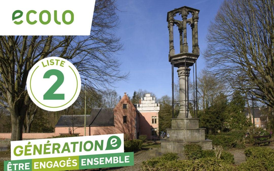 Il y aura bien une liste Ecolo à Braine-le-Château